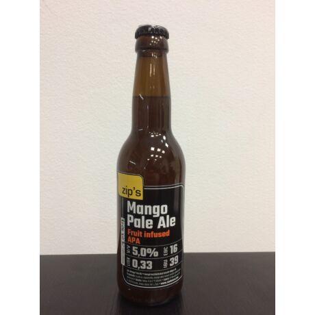 zip's Mango Pale Ale 0,33L
