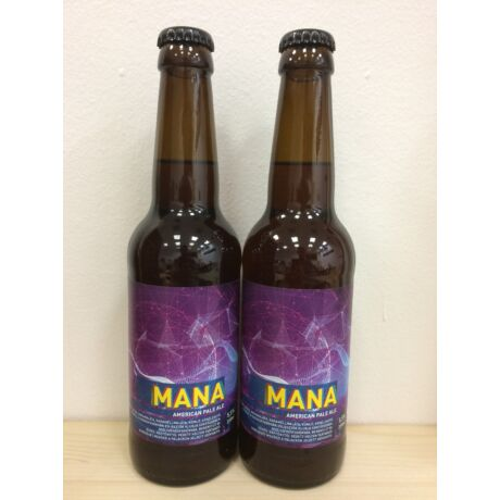 Erjesztők Klubja Mana - American Pale Ale 0,33L