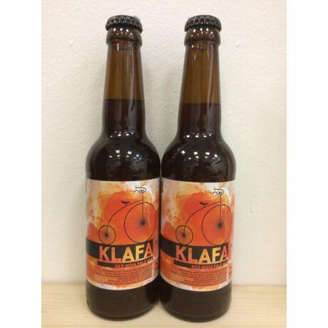 Erjesztők Klubja Klafa - Red India Pale Ale 0,33L