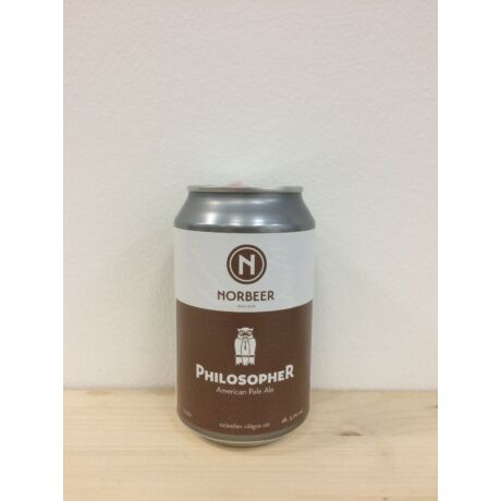 Reketye & Norbeer - Philosopher American Pale Ale 0,33L
