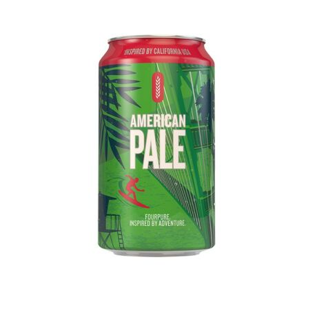 Fourpure American Pale Ale 0,33L