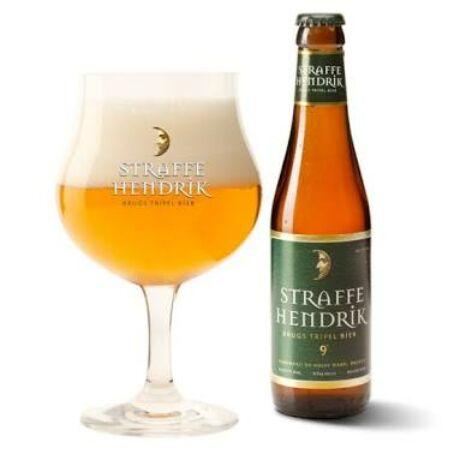 De Halve Maan Straffe Hendrik Tripel 0,33L
