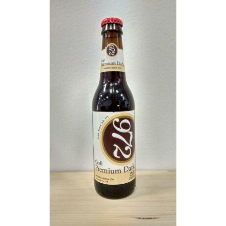 972 Premium Dark Lager 0.33L