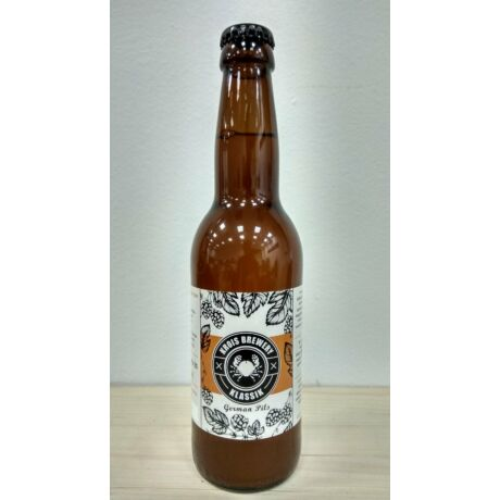 Krois Brewery - Klassik German Pils 0.33l Segítség