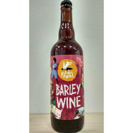 Fehér Nyúl Barley Wine 0,75L