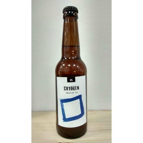 Bázis Sörfõzde & OK Brewery Crynogen IPA 0.33L