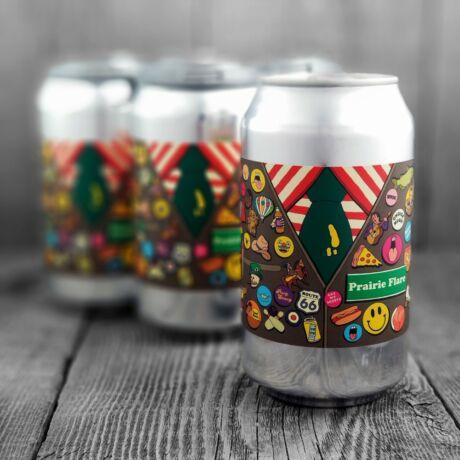 Prairie Artisan Ales - Flare Gose 0.355L can