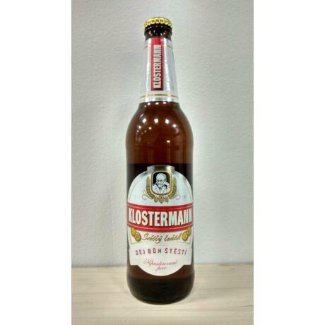 Klostermann Cseh Világos Láger 0.5L