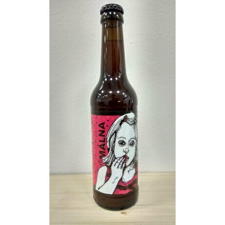 Mad Scientist - Málna 0.33l - Milkshake Pale Ale