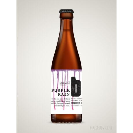 Brekeriet - Purple Rain Sour 0.33L