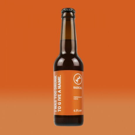 MONYO -  I Was Too Drunk to Give A Name - Pumpkin Baltic Porter 0,33L