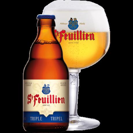 Saint-Feuillien Brune 0,33L