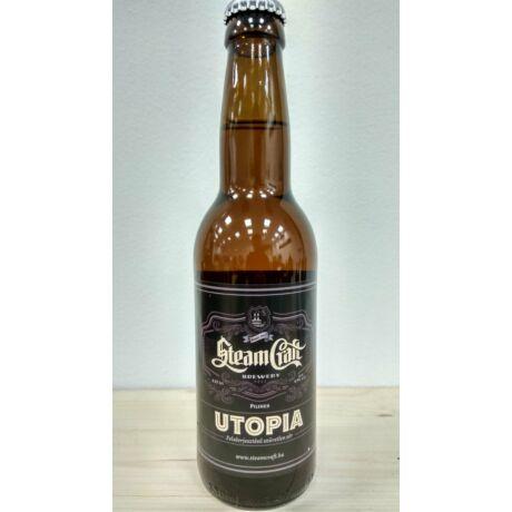 SteamCraft - Utopia Pilsner Ale 0.33l
