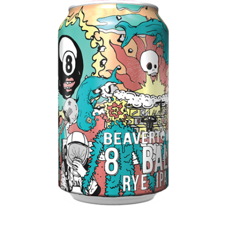 Beavertown 8 Ball 0,33L