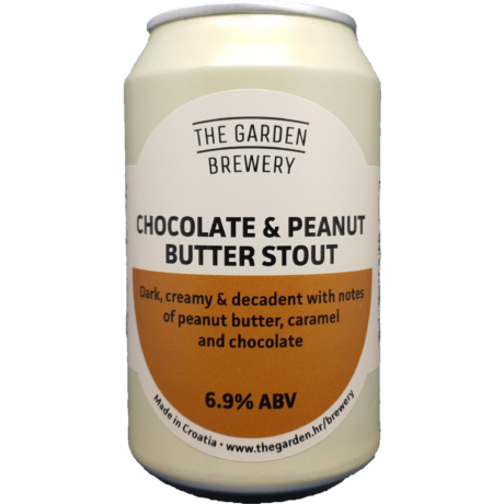 The Garden Brewery Chocolate & Peanut Butter Stout 0,33L