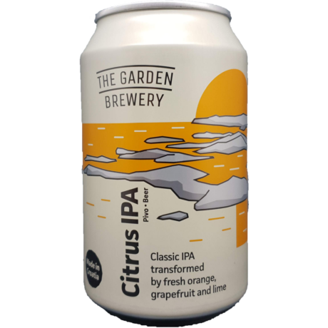 The Garden Brewery Citrus IPA 0,33L
