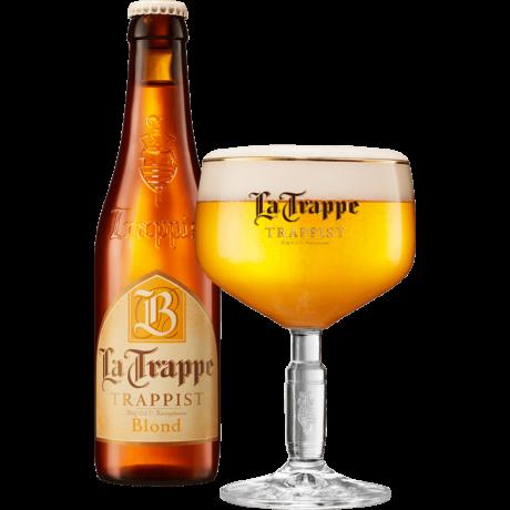 La Trappe - Blond 0.33l Segítség