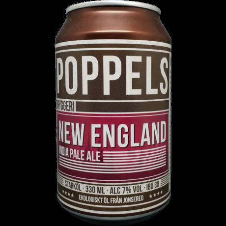 Poppels New England IPA 0,33L