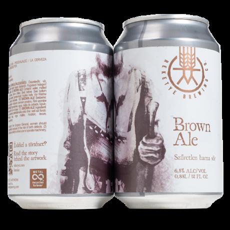 Reketye Brown Ale 0,33L