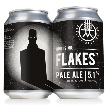 Reketye Mr. Flakes 0.33l