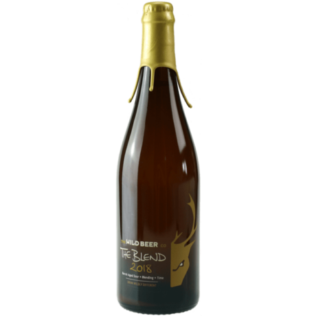 The Wild Beer Co. The Blend 2017 0,75L
