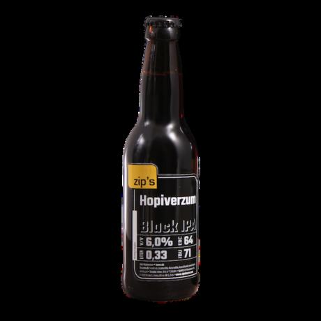 zip's Hopiverzum Black IPA 0,33L