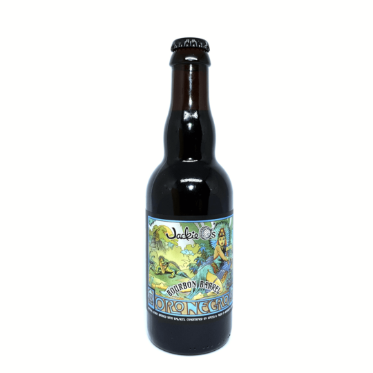 Jackie O's Brewery Bourbon Barrel Oro Negro 0,375L