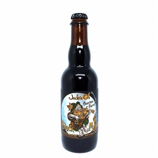 Jackie O's Brewery Bourbon Barrel Black Maple (2021)