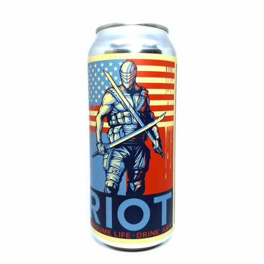 Adroit Theory RIOT (Snake Eyes) 0,473L