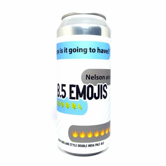 Cushwa 8.5 Emojis 0,473L