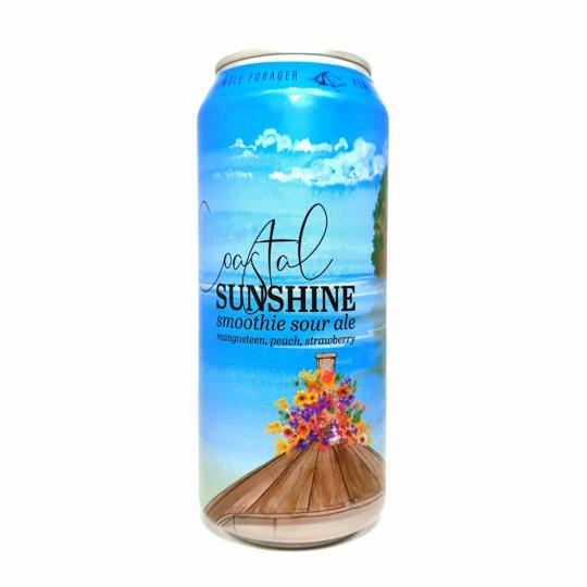 Humble Forager Brewery Coastal Sunshine v14 0,473L