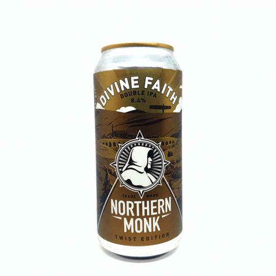 Northern Monk Divine Faith 0,44L