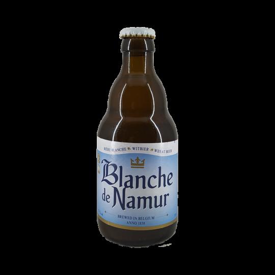 Blanche de Namur Búzasör 0,33L