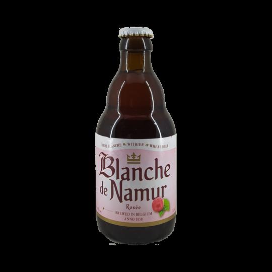 Blanche de Namur Málnás Búzasör 0,33L