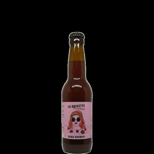 Krois Brewery La Grisette Framboise 0,33L