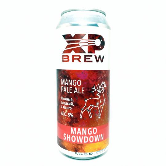 XP Brew Mango Showdown 0,5L