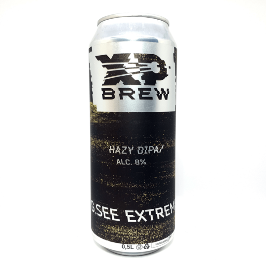 XP Brew G.See Extreme 0,5L