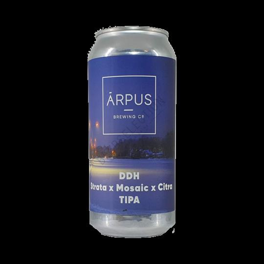 Arpus Brewing Co. DDH Strata x Mosaic x Citra TIPA 0,44L