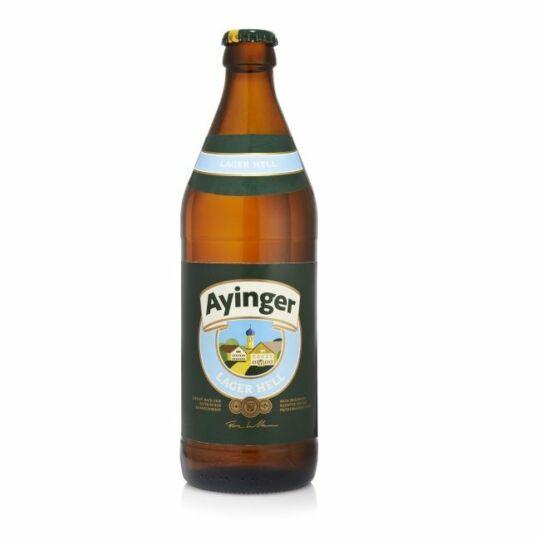 Ayinger Lager Hell 0,5L