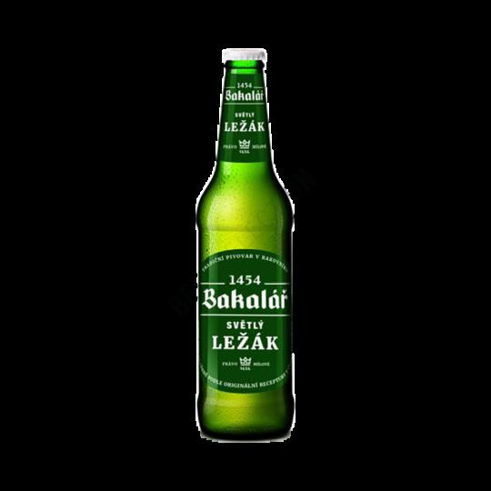 Bakalar - Premium cseh világos 0.5L