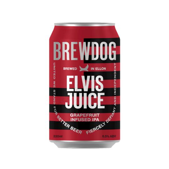 BrewDog Elvis Juice CAN 0,33L