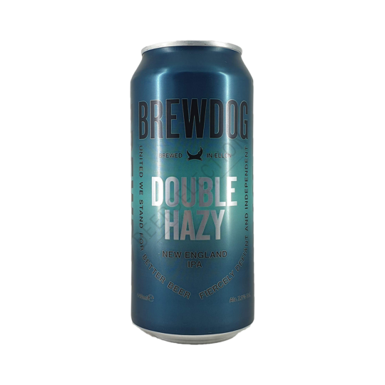 BrewDog Double Hazy 0,44L Can