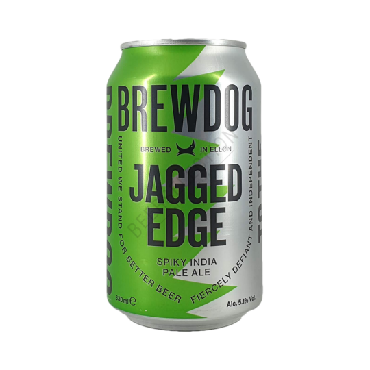 BrewDog Jagged Edge 0,33L Can