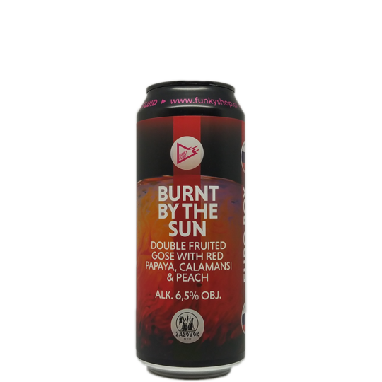 Funky Fluid Burnt By The Sun (Zagovor collab) 0,5L