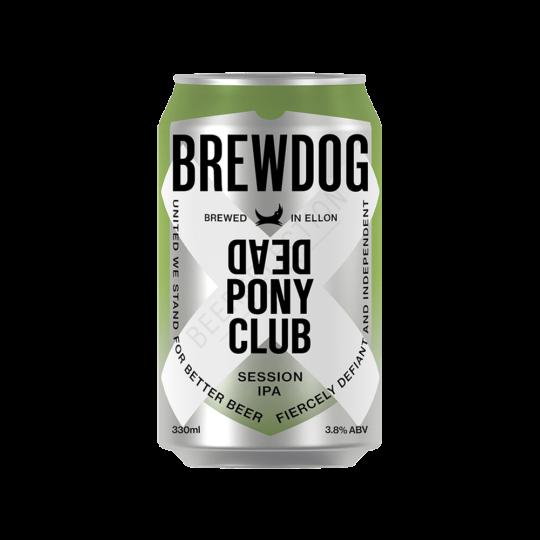 Brewdog Dead Pony Club 0.33L CAN