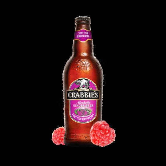 Crabbies Raspberry 0,33L
