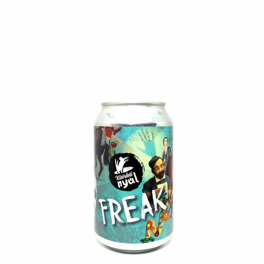 Fehér Nyúl  Freak 0,33L