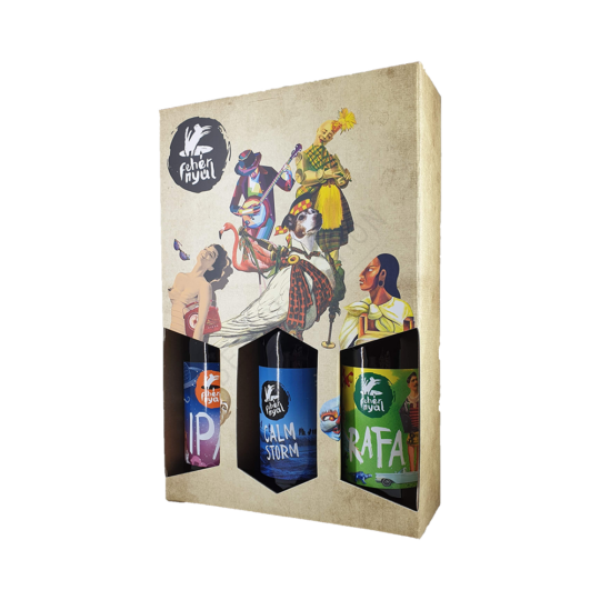 Fehér Nyúl Winners Válogatás (3db sör)
