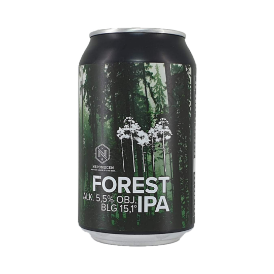 Nepomucen Forest Ipa  0,33L