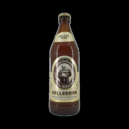 Franziskaner Kellerbier 0,5L